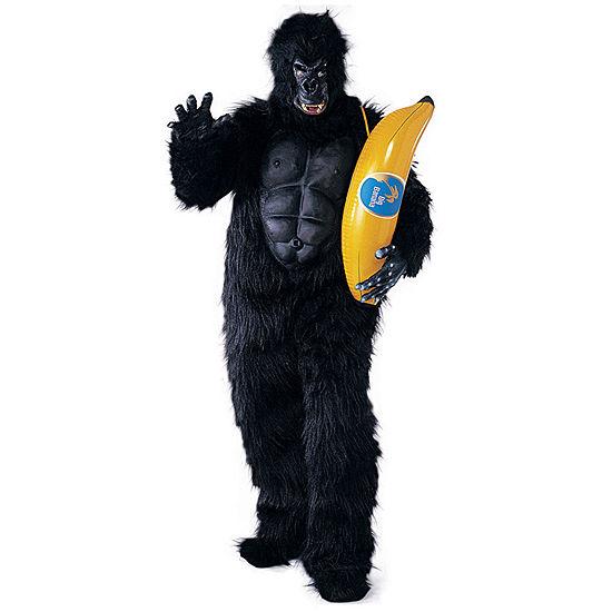 Gorilla Adult Costume w/Chest Piece