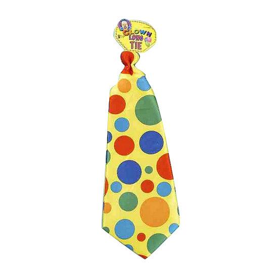 Jumbo Clown Tie Dress Up Accessory