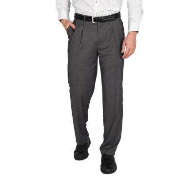 Dockers Mens Straight Fit Pleated Pant