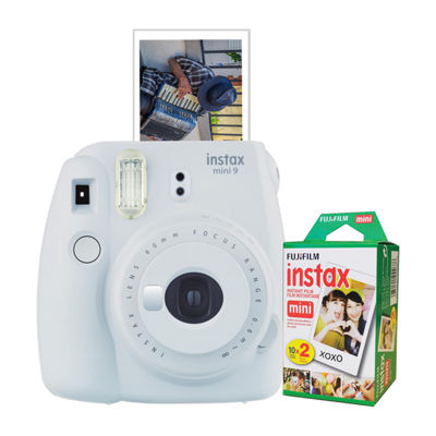 Fujifilm Instax Mini 9 with 10 Exposures Film