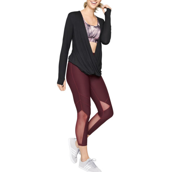 Xersion 7/8 Mesh Leggings