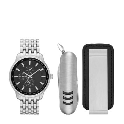 Fashion Watches Mens Watch Boxed Set