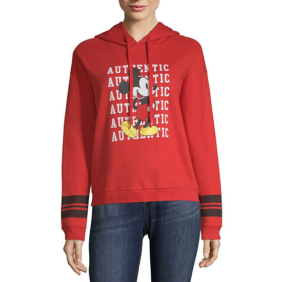 Authentic Mickey Mouse Sweatshirt Juniors