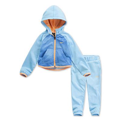 Nike 7.25 Toddler 2-pc. Pant Set Girl