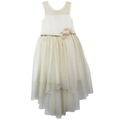 Lilt Sleeveless Party Dress - Preschool Girls