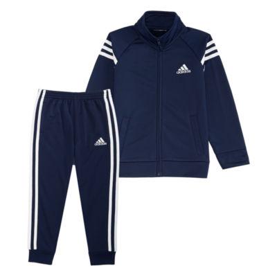adidas Track Suit Set- Preschool Boys