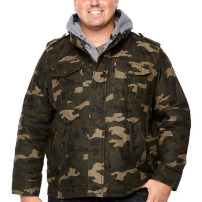 Levi's Midweight Field Jacket-Big