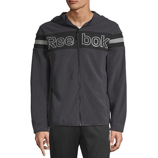 Reebok Fleece Hooded Jacket