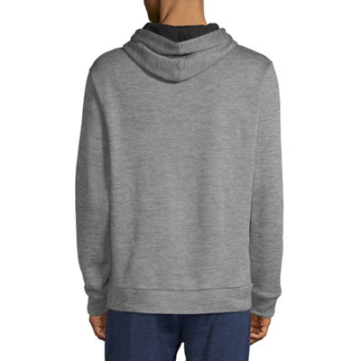 Spalding Mens Hooded Neck Long Sleeve Hoodie