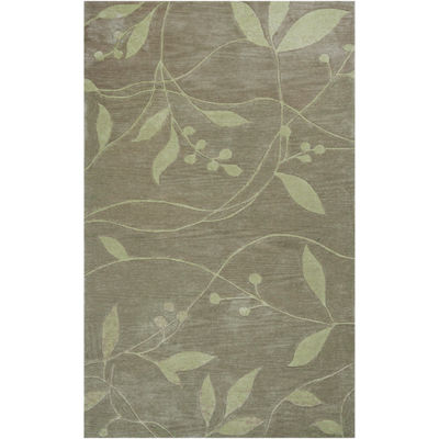 Kas Bali Visions Hand Tufted Rectangular Indoor Accent Rug