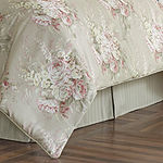 Royal Court Eleanor 4-pc. Floral Comforter Set