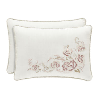 Royal Court Eleanor Rectangular Throw Pillow