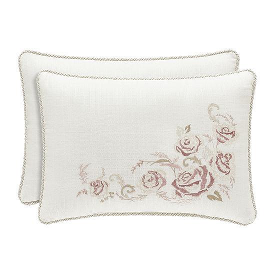 Royal Court Eleanor Rectangular Throw Pillow