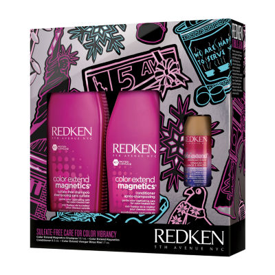 Redken Color Extend Magnetics Holiday 3pc Set - 20.3 oz.