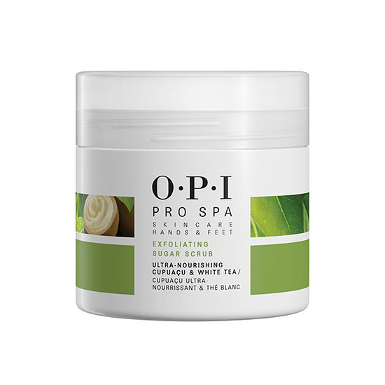 OPI Pro Spa Skincare Hands & Feet Exfoliating Sugar Scrub - 4.8 oz.
