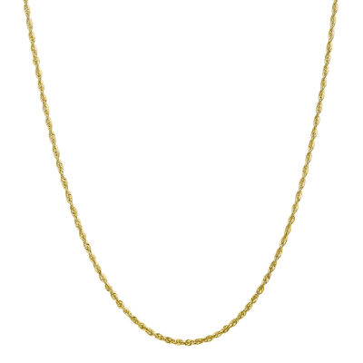 Chain Necklace Hollow Rope