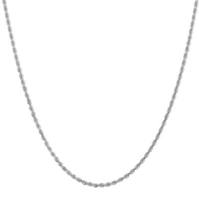 18 Inch Rope Chain Necklace