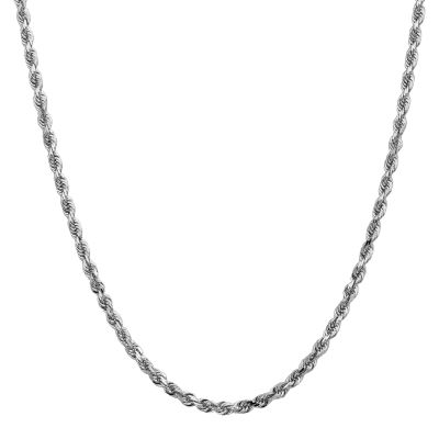 24 Inch Rope Chain Necklace