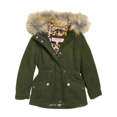 Urban Republic Girls Heavyweight Anorak-Preschool