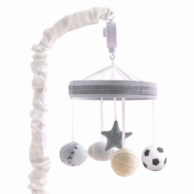 The Peanut Shell Sports League Musical Mobile By The Peanutshell Baby Mobile