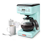 Nostalgia RCOF120AQ Retro 12-Cup Coffee Maker