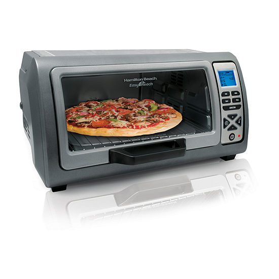 Hamilton Beach®  Easy Reach 6 Slice Digital Convection Oven