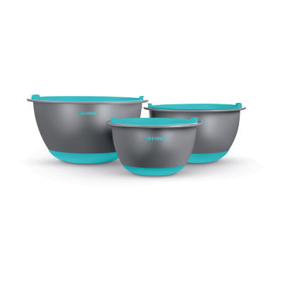 Art And Cook 6-pc. Mixing Bowl