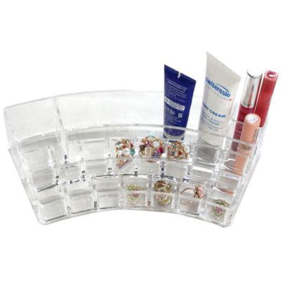 Home Basics Make-up Organizer