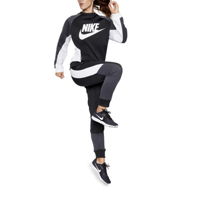Womens-Nike Graphic Crew Sweatshirt