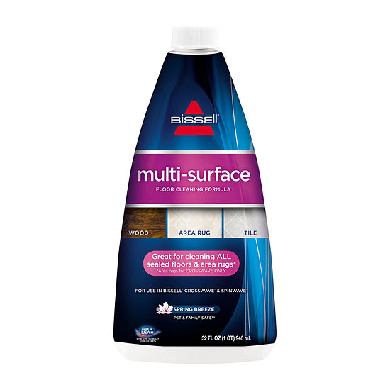 Bissell® MultiSurface Floor Cleaning Formula - CrossWave & SpinWave