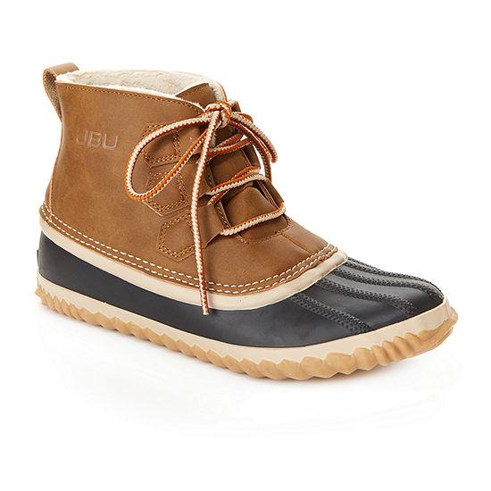 J Sport By Jambu Womens Nala Rain Boots Water Resistant Flat Heel