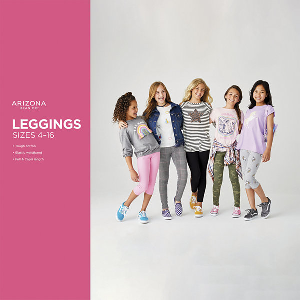 Arizona - Little Kid / Big Kid Girls Legging