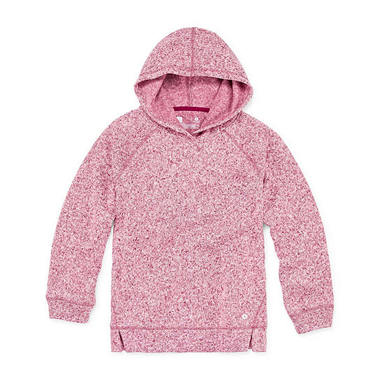 Xersion Girls Raglan Sleeve Hoodie - Preschool / Big Kid
