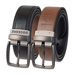 Dockers® Stretch Reversible Men's Belt with Metal Keeper