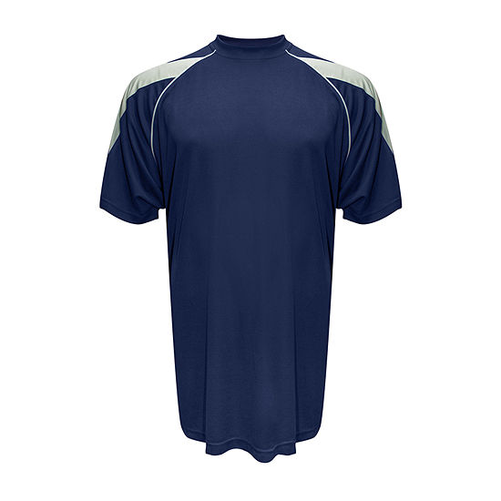 Russell Athletics-Big and Tall Prebooked Mens Crew Neck Short Sleeve T-Shirt