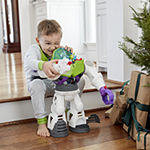 Fisher-Price Disney Toy Story 4 Buzz Lightyear Robot