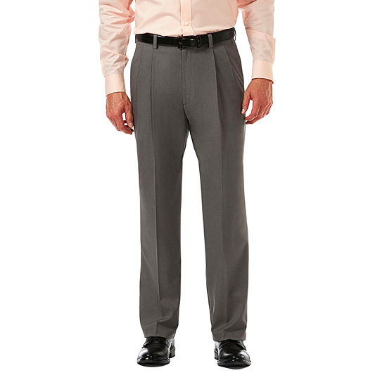 Haggar Cool 18 Pro Pleated Pant
