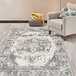 World Rug Gallery Traditional Distressed Rectangular Indoor Rugs