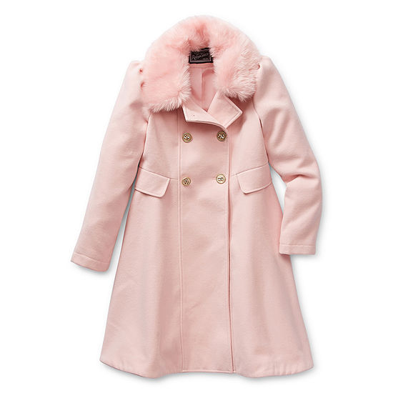 S Rothschild Girls Swing Coat Preschool / Big Kid