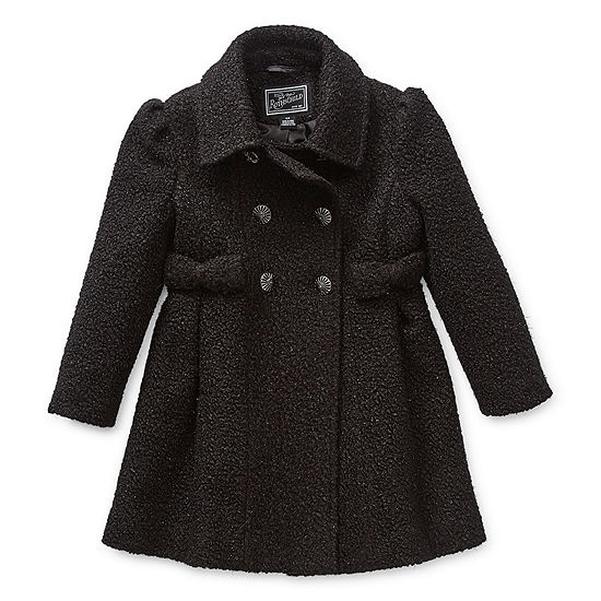 S Rothschild Little & Big Girls Swing Coat