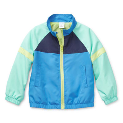 Okie Dokie-Toddler Boys Lightweight Windbreaker