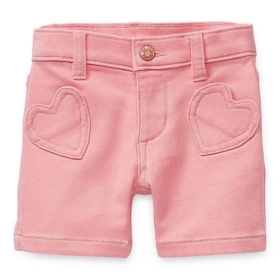 Okie Dokie Girls Midi Short-Toddler