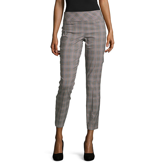 Hollywould-Juniors Womens Skinny Pull-On Pants