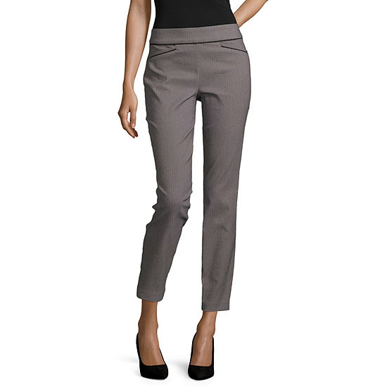 Hollywould Womens Skinny Pull-On Pants - Juniors