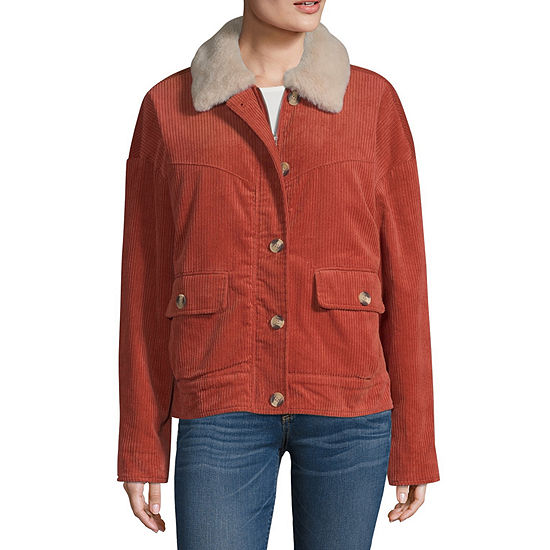Arizona Corduroy Lightweight Field Jacket-Juniors