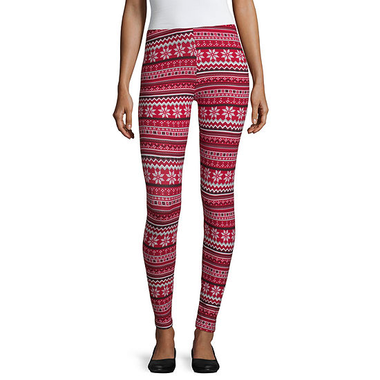 City Streets-Juniors Womens Legging