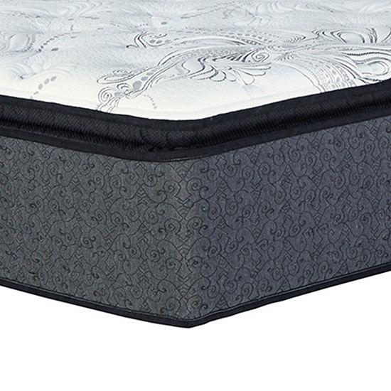 Sierra Sleep by Ashley® Manhattan Design Firm Pillow Top - Mattress Only
