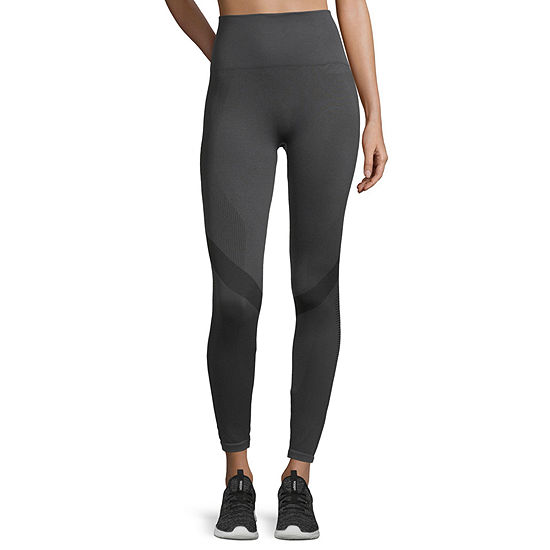 Xersion Womens High Waisted Seamless Ankle Legging
