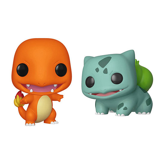 Funko Pop! Games Pokémon Collectors Set 1 - Charmander Bulbasaur