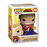 Funko Pop! Animation My Hero Academia Collectors Set - Deku With Helmet All Might(Golden Age) Tokoyami Kirishima